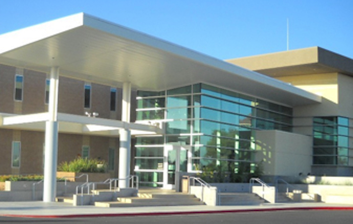 fontana courthouse