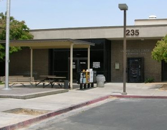 Barstow Courthouse